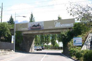 Bahnbrücke Bruneck
