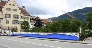 Rienzbrücke, Bruneck