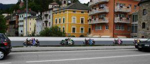 Rienz Brücke Bruneck